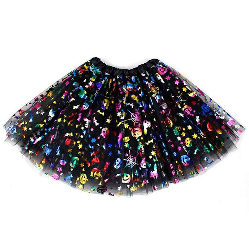 Baby Girl Tutu Skirts Kids Dance Skirt For Girls Halloween Gift Tulle Tutu Girls Ball Gown Pettiskirts Birthday Party Clothes 3-