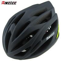 2017 Newest Hot Sale Bike Cycling Helmet EPS PVC Ultralight Mountain Road Matte Bicycle Helmet 57