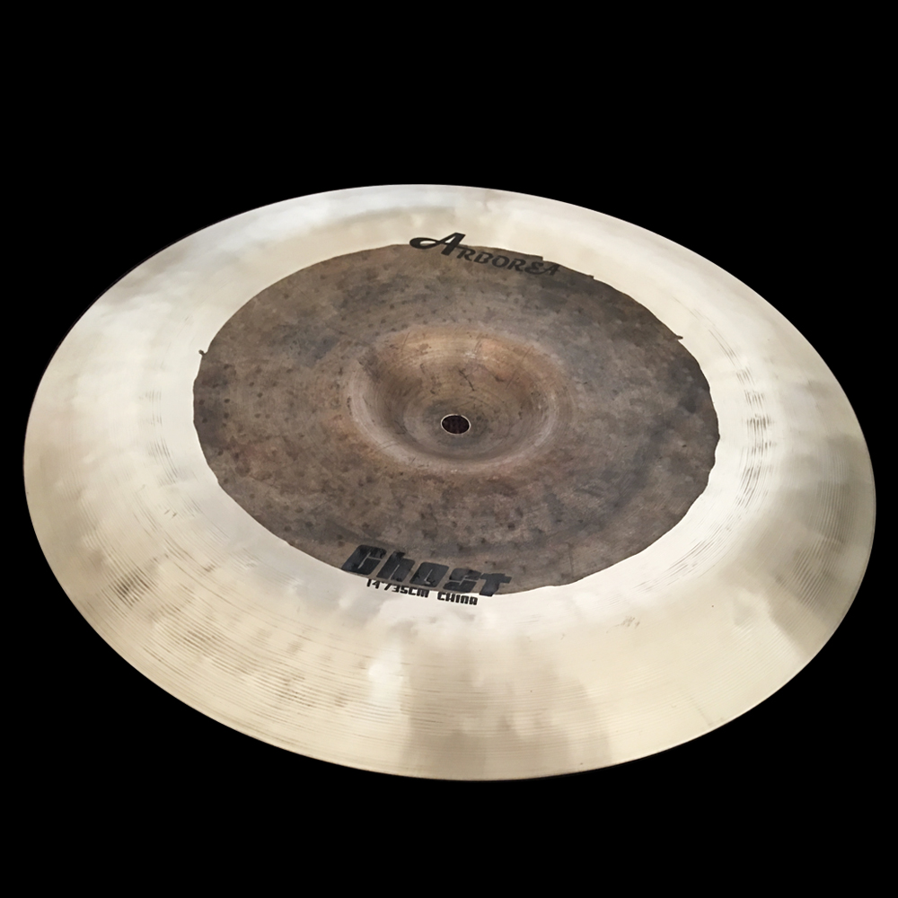 ARBOREA cymbals Ghost series  14 china cymbal B20 cymbal for sale high quality b20 cymbals dragon 16 o zone china