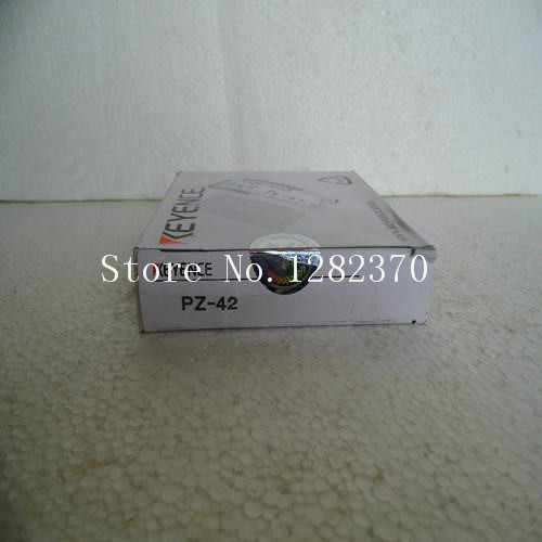 [SA] New original authentic special sales KEYENCE sensor PZ-42 spot [sa] new original authentic special sales keyence power supply ms e07 spot