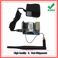 Free Shipping 1pcs Industrial Serial Port Wifi Ethernet Switch Wifi Module Wireless Router HLK Development Kit