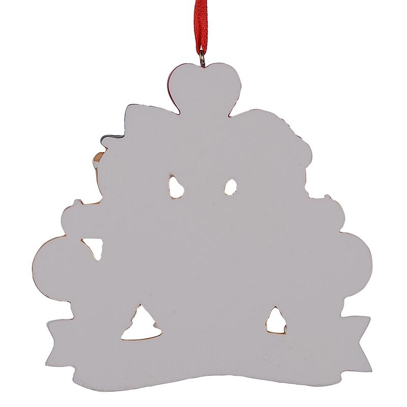 Оптові смолині пряники сімейство з 3 - Домашній декор - фото 2