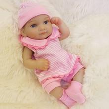 Silicone Bonecas Reborn Meninas Bebe Reborn Adora Bonecas Lol SDK-113P1 Bonecas Brinquedos Presentes do Aniversário Dos Miúdos das Crianças Do Bebê Novo nascido