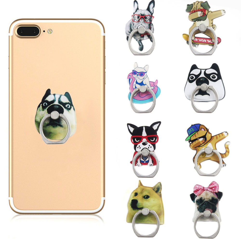 Mobile Phone Holders & Stands Strict Uvr Unicorn Mobile Phone Stand Holder Cute Animal Finger Ring Mobile Smartphone Holder Stand For Iphone Xiaomi Huawei All Phone Attractive Designs;