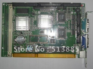 Image 3 - SBC 357/4M is an all in one single board computer motherboard with an onboard flat panel