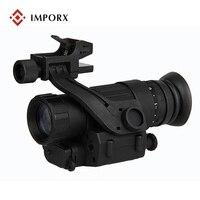 Открытый цифровой Ночное видение область PVS 14 инфракрасный Ночное видение охоты Камера устройство для Шлем монокуляр Ночное видение Охота