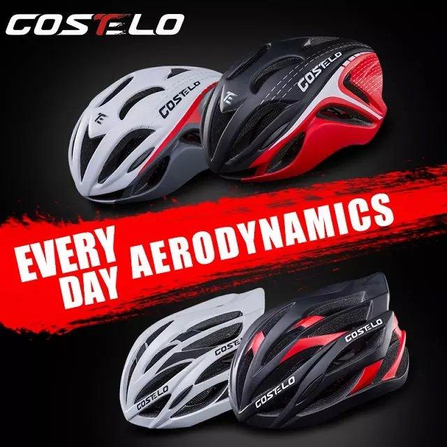 ФОТО 2015 New costelo Bicycle Helmet Ultralight Cycling Helmet Casco Ciclismo Integrally-molded Bike Helmet Road Mountain MTB Helmet