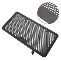 For Suzuki DL 1000 Motorcycle Radiator Grille Grill Guard Cover 390*195mm Kit