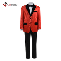 The Phantom Of the Opera Cosplay Costume Red Suits CosDaddy