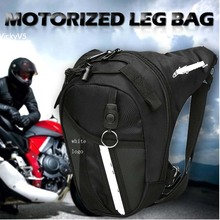 New unisex fanny Motocross Drop Leg bag Knight waist bag Motorcycle bag package multifunction bag vy