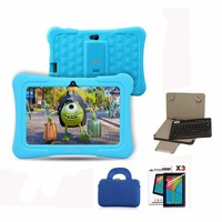 Dragon Touch Y88X Plus 7 Inch Kids Tablet Laptop Google Quad Core Android 5 1 1GB