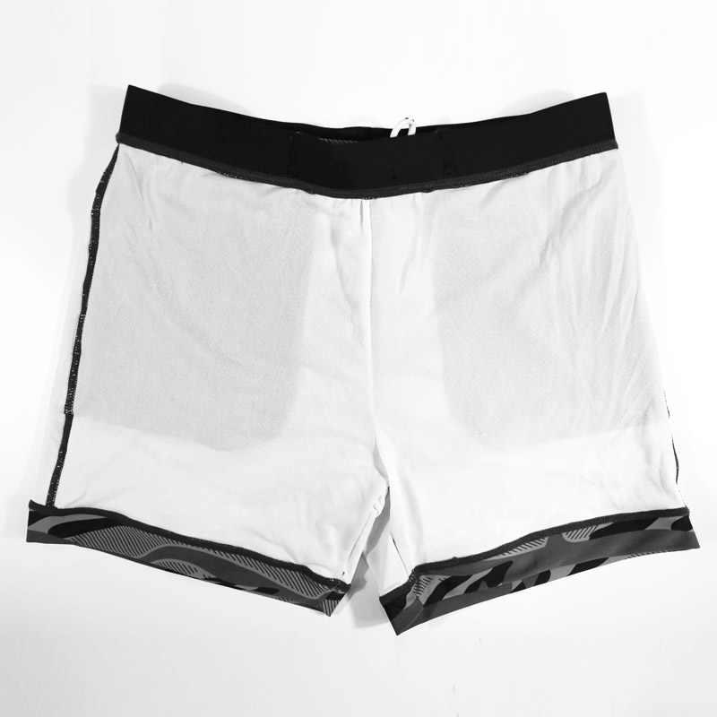 eda2169656 ... Taddlee Brand Sexy Men's Swimwear Swimsuits Man Plus Big Size XXL  Spandex Beach Long Board Shorts
