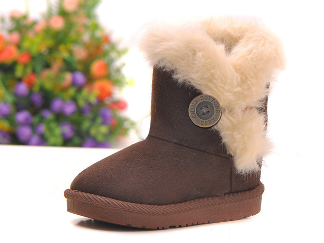 Baby Ankle Boots