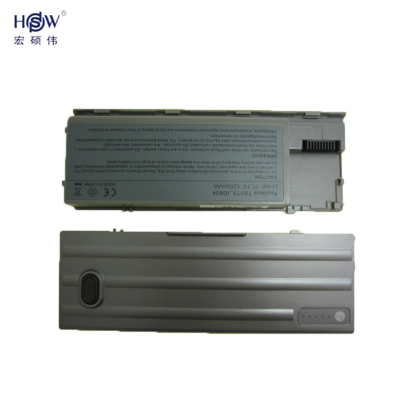 HSW Laptop Battery for Dell Precision M2300 Latitude D620 D630 D630c D631 KD489 KD491 KD492 KP423 0GD775 0GD787 0JD605 0JD606 in Laptop Batteries from Computer Office