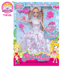 2015 funny Fashion bjd Doll princess sweet house Doll accessories for Barbie doll Girl Toy 30CM 1/6