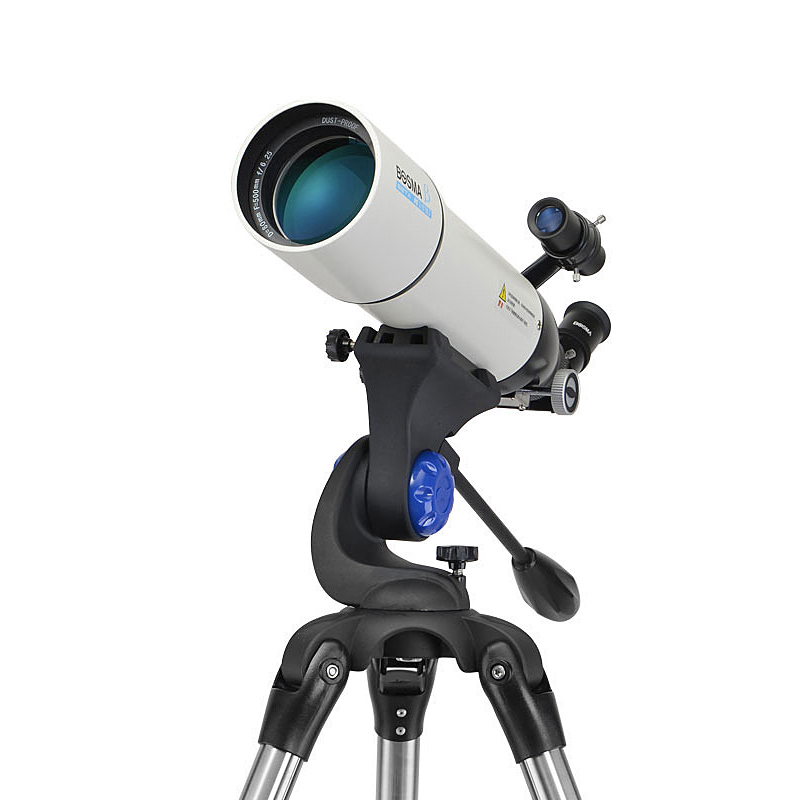 Bosma TY80500AZ HD High Magnification Entry Professional Astronomical Telescope entry level 3 inches 76 700mm reflector newtonian astronomical telescope black white