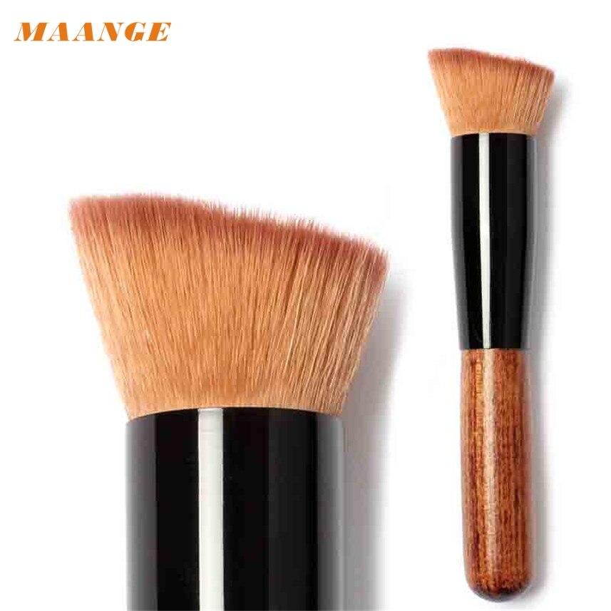 MAANGE Makeup Brushes Powder Concealer Blush Liquid Foundation Make up Brush pincel maquiagem D6610