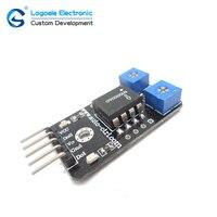 LM393 Detección de inclinación solo eje ángulo SCA60C Módulo sensor de inclinación