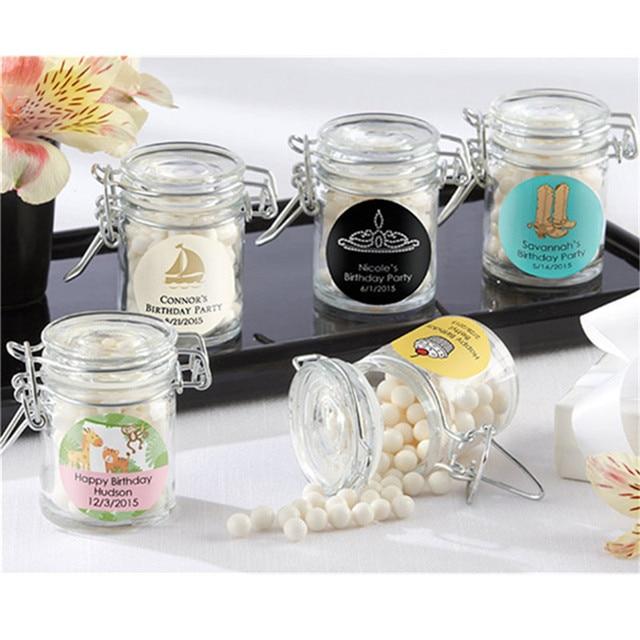 Aliexpress Buy Free Shipping 36pcs Glass Jars Favors