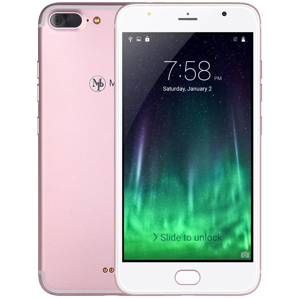 Цена за Оригинал Mpie Y8 3 Г Android 5.1 5.5 Дюймов Смартфон MTK6580 Quad Core Мобильного Телефона 1.3 ГГц 1 ГБ + 8 ГБ Две Камеры Мобильного Телефона