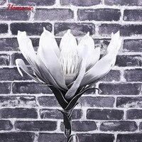 Environmentally Beautiful 1PCS EVA Foam Flower Flores De Eva Handmade DIY Flower For Wedding Home Decoration