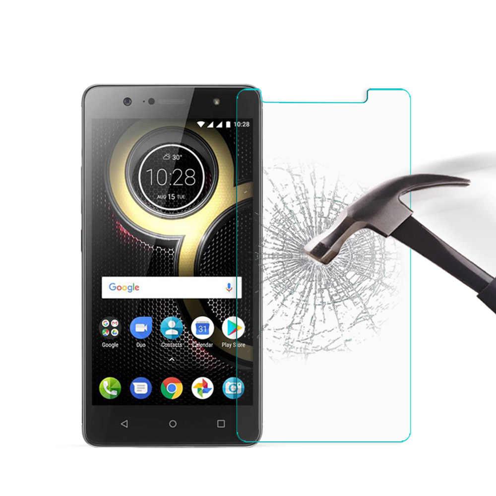 Tempered Glass Đối Với Lenovo K8 Lưu Ý Screen Phone Protector Bảo Vệ Film Đối Với Lenovo Vibe K8 Lưu Ý Glass Phim Bìa + Sạch bộ dụng cụ