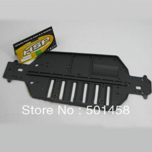 <font><b>04001</b></font> Chassis HSP 1/10th electric Car Parts 94107/94115/94111 image