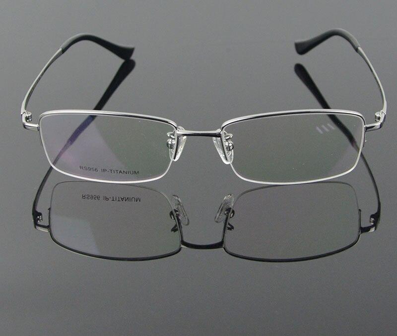Reinem Titan Brillengestell Größe Gesicht Männlichen Brillengestell ...