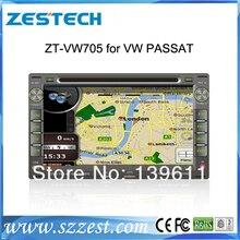 ZESTECH 7 inch DVD player for Car VW Passat B5/Golf 4 with gps navigation radio BT ..