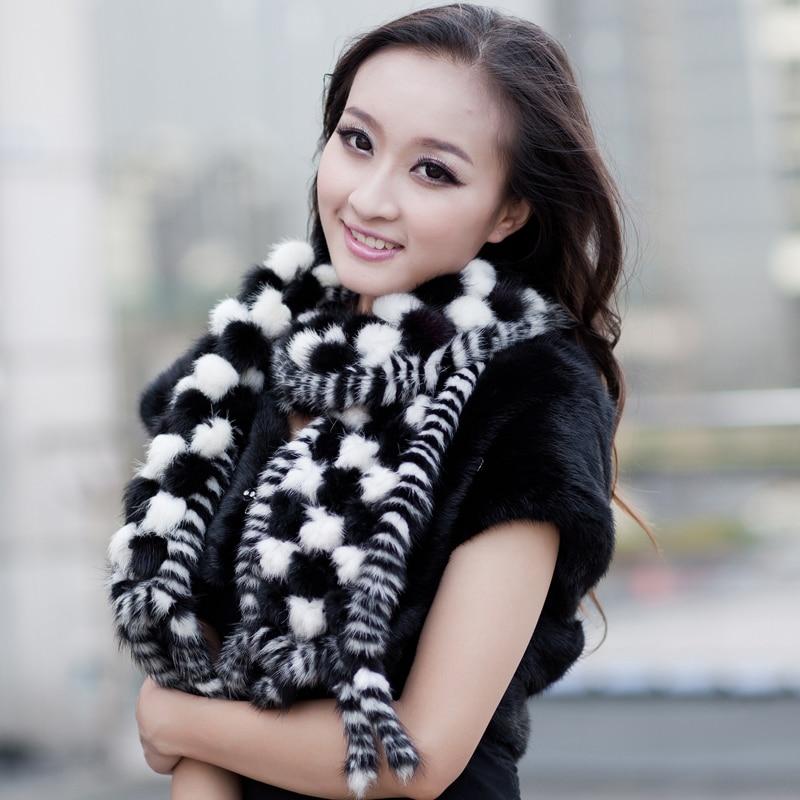 1800 cm long véritable fourrure de vison écharpe pour femmes vente chaude top qualité hiver chaud réel fourrure de vison écharpe foulards Schal