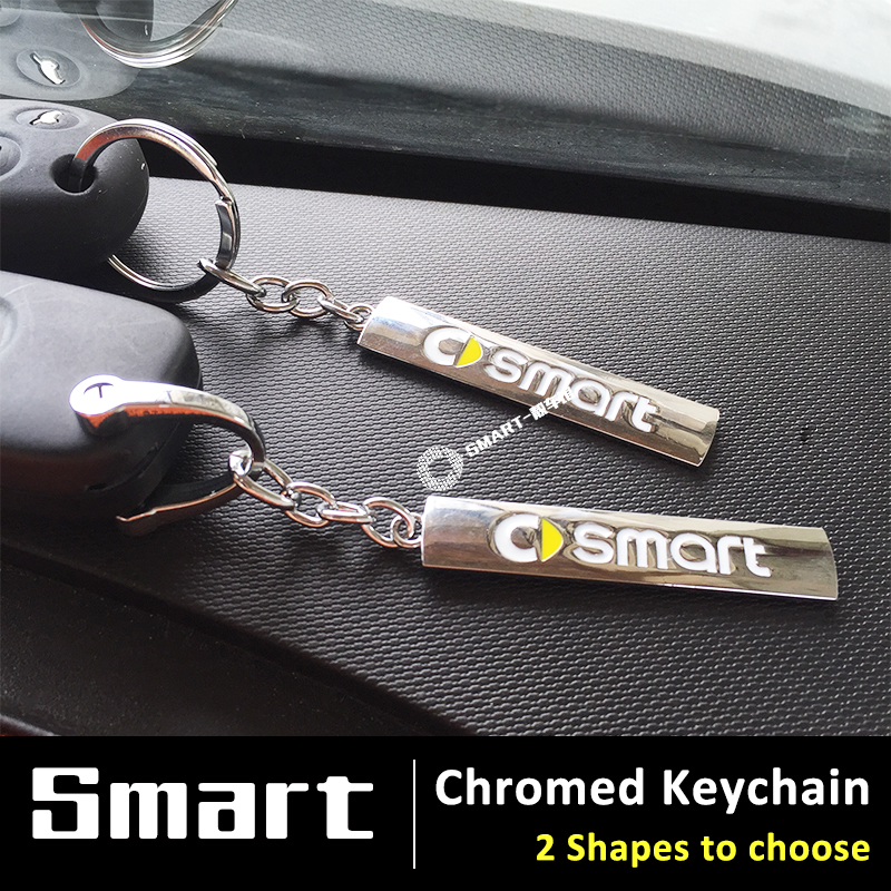 Gregs Automotive Ford MACH 1 Blade Chrome and Brushed Metal Key Chain Ring Fob Bundle with Driving Style Decal