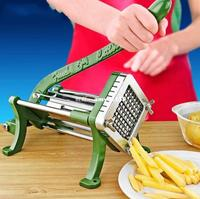 Free shipping Commercial Restaurant Heavy Duty French Fry Cutter, Potato Cutter ,Potato Slicer,potato wedge machine