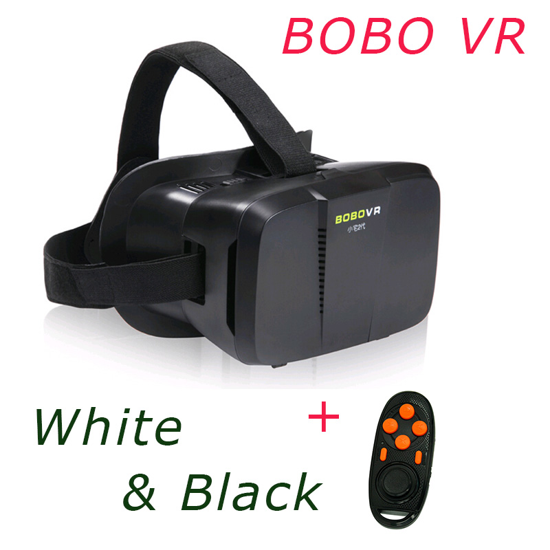 "Remote Controller+Google cardboard <font><b>Xiaozhai</b></font> <font><b>BOBO</b></font> <font><b>VR</b></font> 3D <font><b>BOX</b></font> Virtual Reality <font><b>Glasses</b></font> for 3D Movies Games 4.7"" - 6.0"" Smartphone"