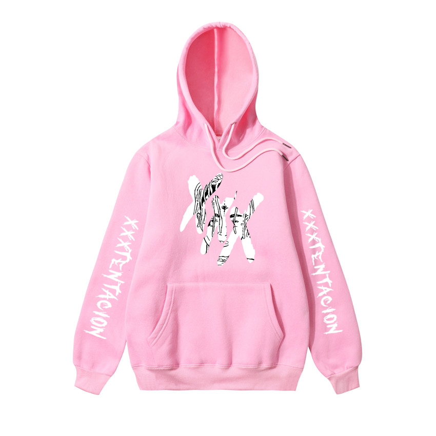 Men's Clothing Steady 2018 Xxxtentacion Hoodies Men/women Casual Pullover Streetwear Sweatshirt Sudadera Hombre Harajuku Male Hood Crewneck 4xl