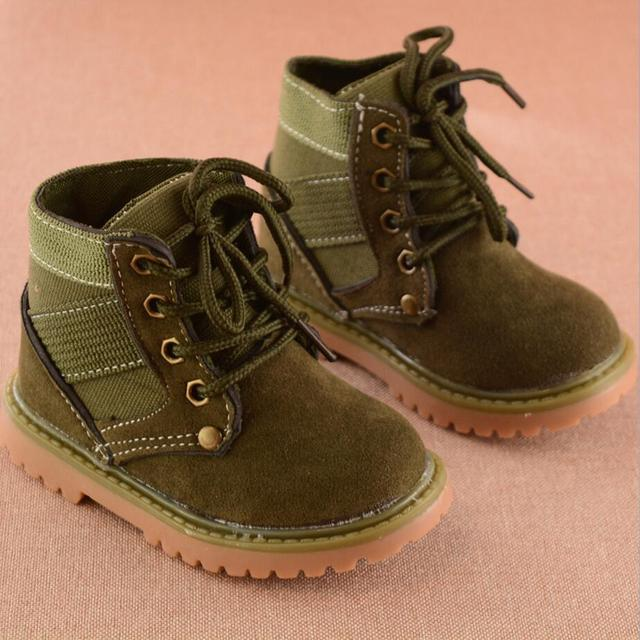 Enfants Chaussures bottine Garçon filles Mode Bottes de neige 2zkJti