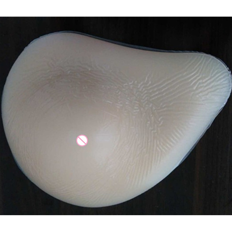 Size5 80C/85B/90A Cup False Silicone Breast Forms Mammary Cancer Breast Restore Silicone Prosthetics Compensate 300g piece size6 85c 90b 95a silicone breast forms lifelike silicone fake breast for mammary cancer woman breast surgery after