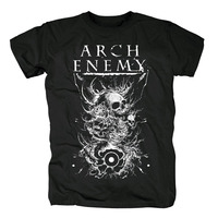 Bloodhoof Free shipping Arch Enemy Sweden band Melodic Death Metal My Apocalypse Nemesis cotton T SHIRT Asian Size