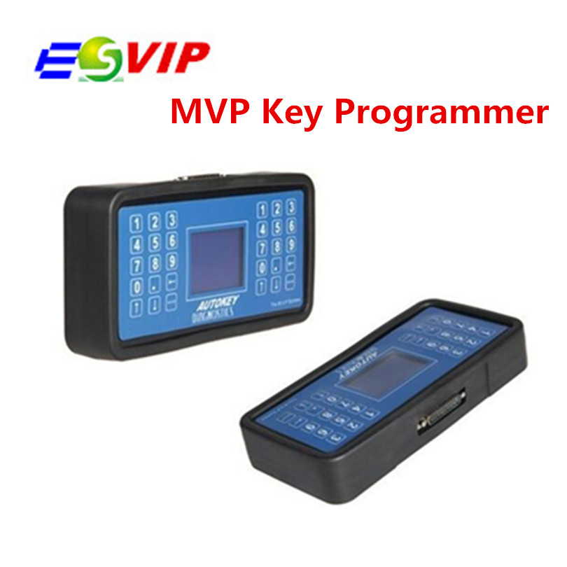 Latest Version V16 9 MVP Key Programmer can match intelligent key Support English and Spanish in