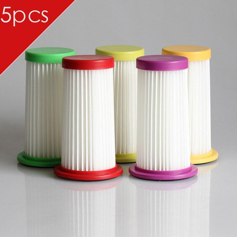 5 шт./лот высокое качество HEPA щетка фильтрующий элемент для Philips пылесос FC8250 FC8254 FC8256 FC8257 FC8258 FC8260 FC8261