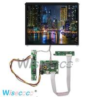9.7 inch 1024 * 768 HD LCD screen LCD driver board HDMI VGA 2AV cash register DIY operating system