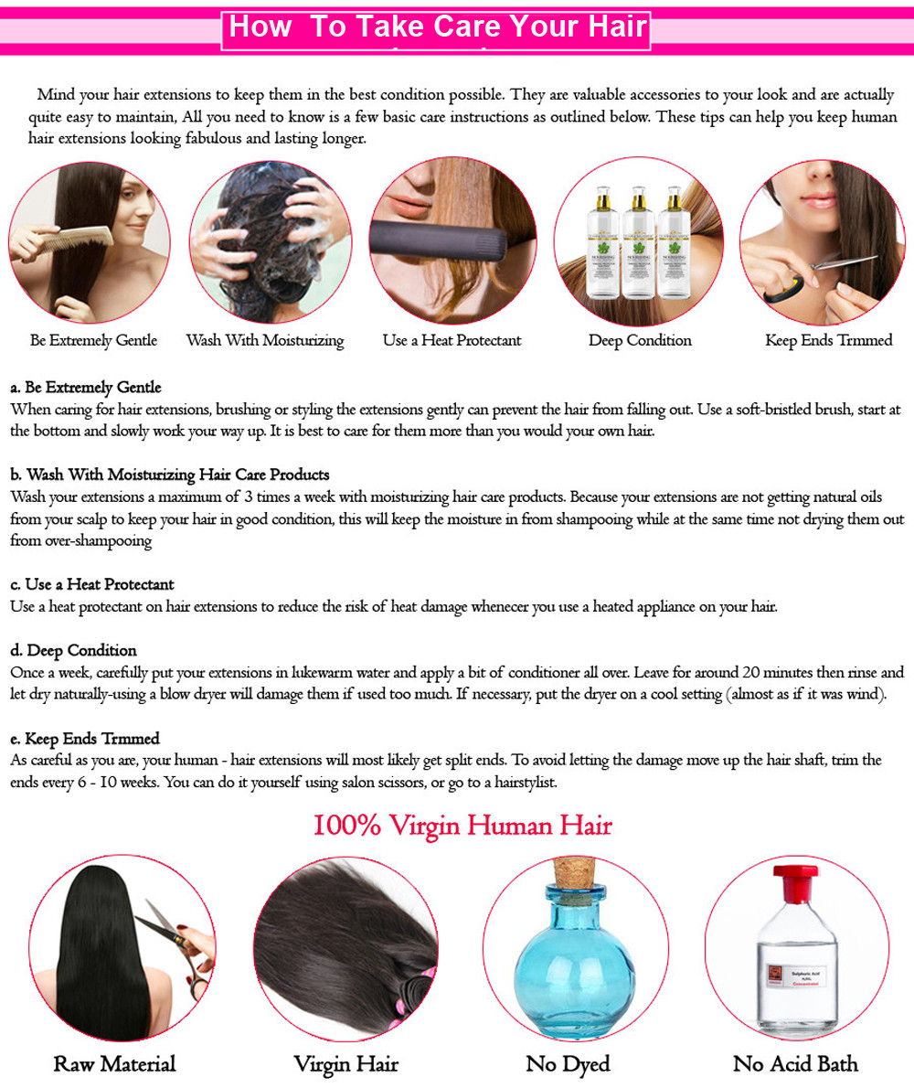 soft human hair shop how to care hair