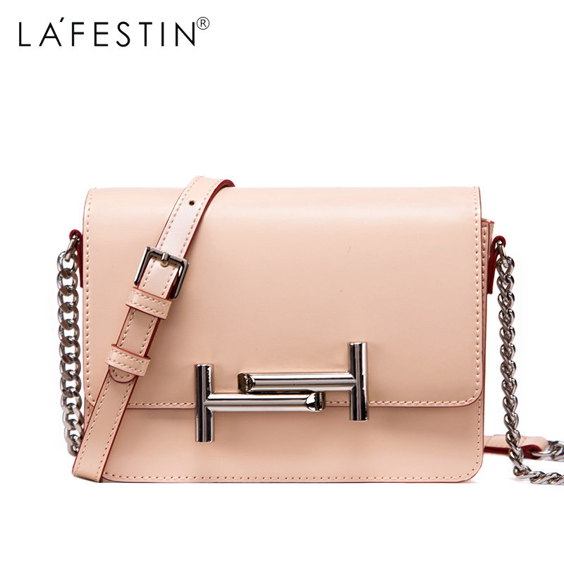 LAFESTIN Luxury Women Shoulder Genuine Leather Bag 2017 Fashion Designer Trapeze Totes Bag Brands Women Bag bolsa Female luxury genuine leather bag fashion brand designer women handbag cowhide leather shoulder composite bag casual totes