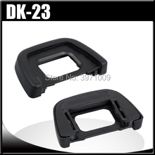 Hood Viewfinder Eyecup NIKON Rubber for D7200/D7100/D300/D300s Digital-Camera DK-23 Eyepiece