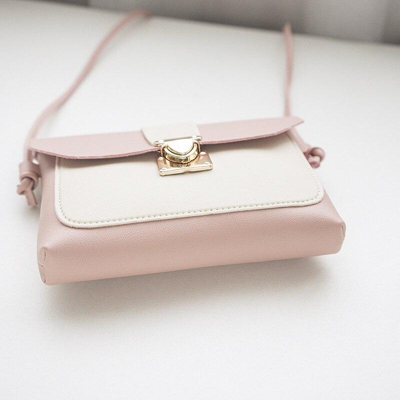 Women Designer Bags Handbags Famous Brands Solid Fashion Flap Women Crossbody Bag For Girl Brand Women Handbags 4