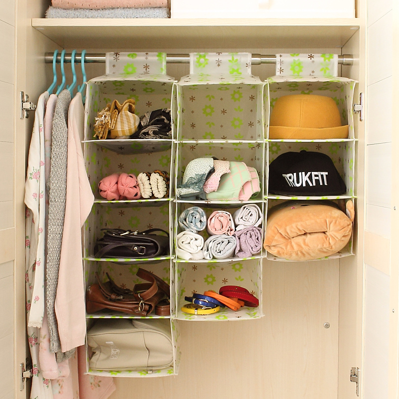 Aliexpress.com : Buy New Designer Waterproof Wall Hanging Pocket Organizer  Closet Storage Hanger Wholesale 1 Pcs Per Set 3/4/5 Pockets Free Shipping  From ...