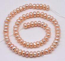 Ювелирные изделия из жемчуга розового цвета подлинная искусственная
