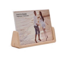 Creative Solid Wood & Plexiglass Photo Frames WP014(China)