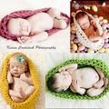 0-3 Months Newborn Baby Boys Girls Sleeping Bag Receiving Blanket Knitting Slaapzak Baby Sleeping Bags Photo Prop