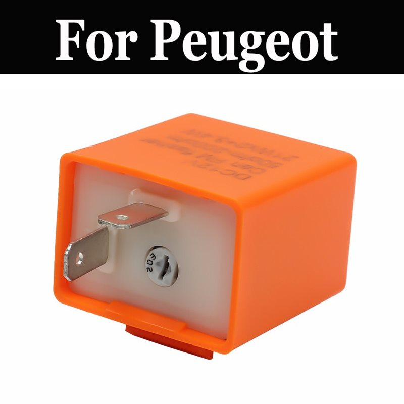12v Electronic Led Adjustable Flasher Relay For Turn Signal Light For Peugeot Speedfight 125 <font><b>3</b></font> Rs <font><b>150</b></font> Vivacity 125 126 127 128 image