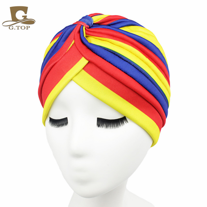 7a9ff1daaed Aliexpress.com   Buy Women s new Fashion rasta Turban Indian Style Head  Wrap Cap Hat Hair Cover Headband various print design from Reliable covered  headband ...